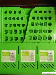 File nan 3 ngăn xanh lá