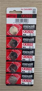 Pin 3V CR2032 Maxell