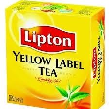Trà Lipton túi lọc 100 gói