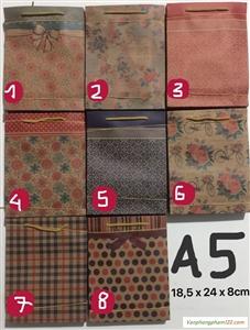 Túi giấy số 5 (18.5x24.8cm)